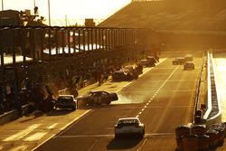 Renn-Action beim Xfinity-Rennen in Homestead