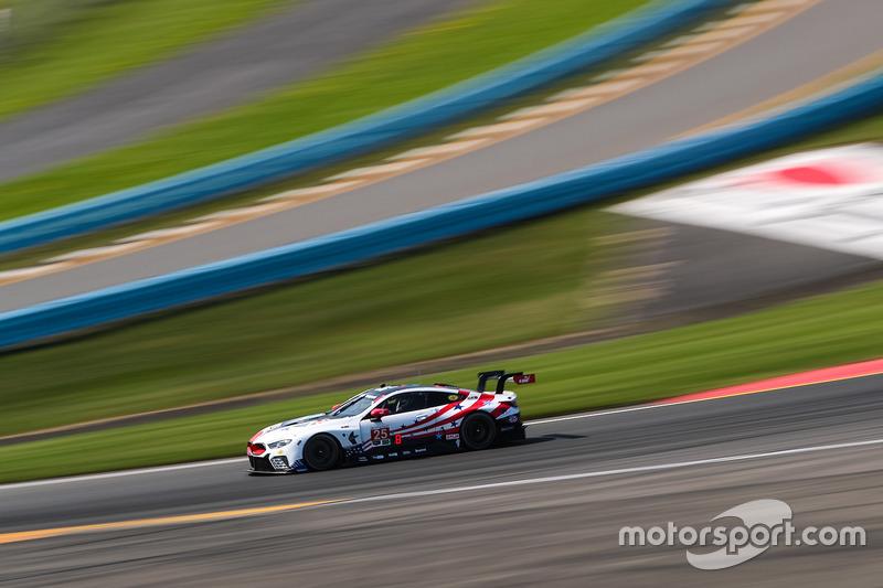 #25 BMW Team RLL BMW M8, GTLM: Alexander Sims, Connor de Phillippi, Bill Auberlen