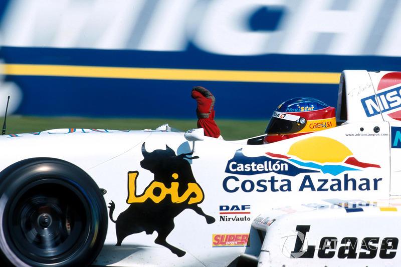 Fernando Alonso (1999)