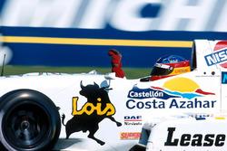 Fernando Alonso, Campos Racing