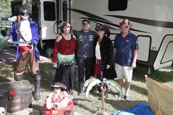 Jack Harvey, Meyer Shank Racing with SPM Honda with Pirates of Mid-Ohio