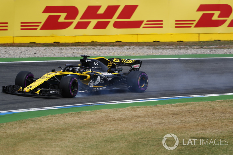 7: Nico Hulkenberg, Renault Sport F1 Team R.S. 18, 1'12.560