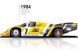 1984 Porsche 956