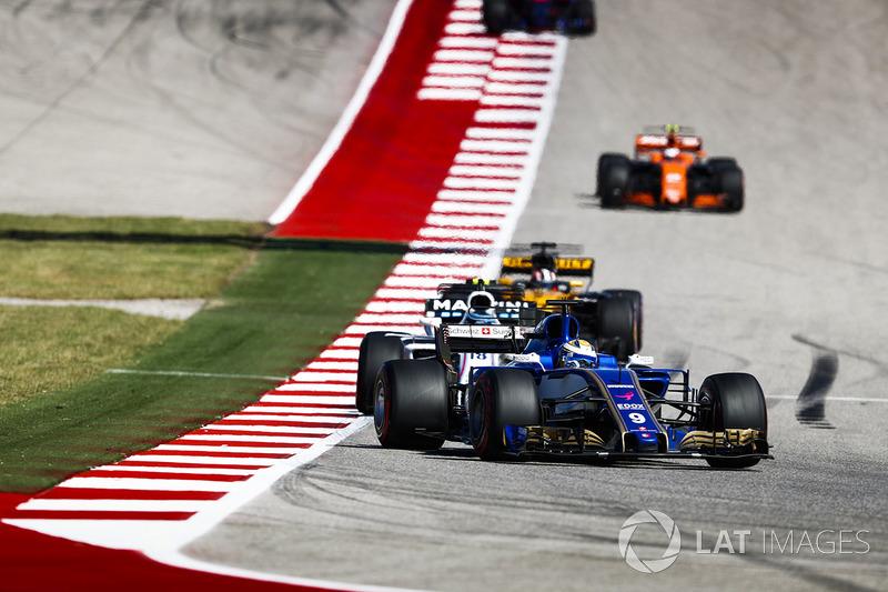 15. Marcus Ericsson, Sauber