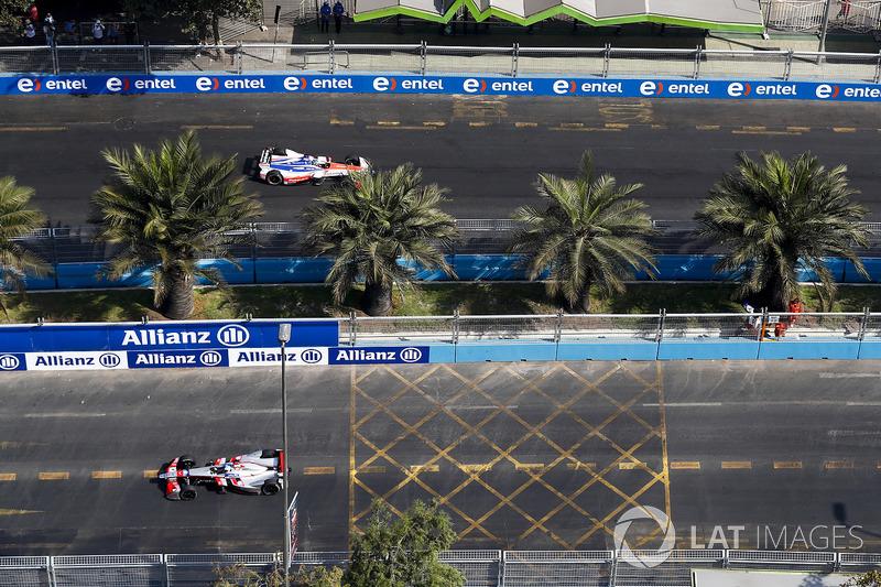 5. Nick Heidfeld, Mahindra Racing Maro Engel, Venturi Fórmula E