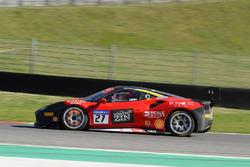 Alessandro Vezzoni, Rossocorsa - Pellin Racing