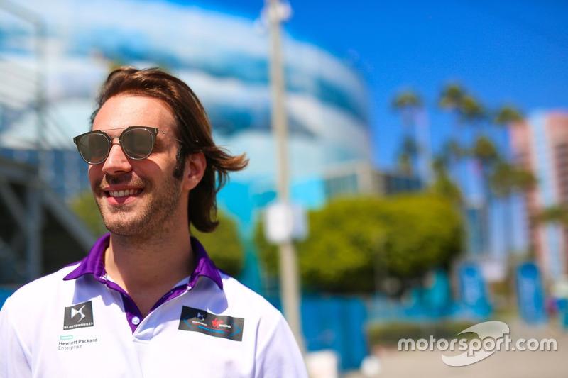 Jean-Éric Vergne, DS Virgin Racing