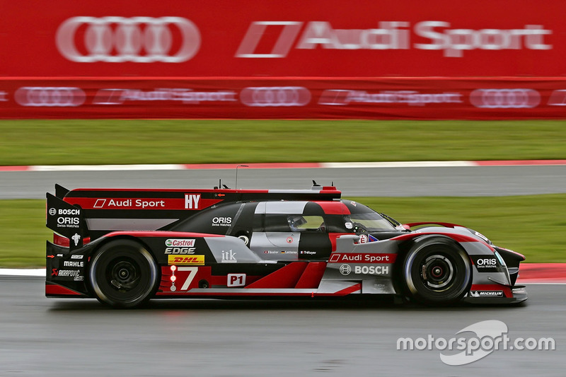 Silverstone: #7 Audi R18 e-tron quattro