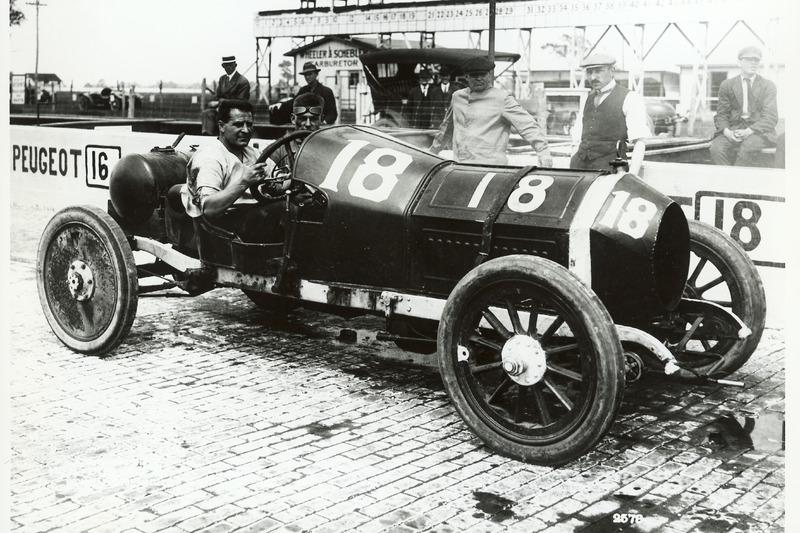 1913: Jules Goux