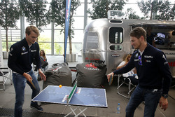 Jens Klingmann and Marco Wittmann, Schubert Motorsport