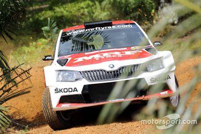 Asia Pacific Rally Championship: Malesia