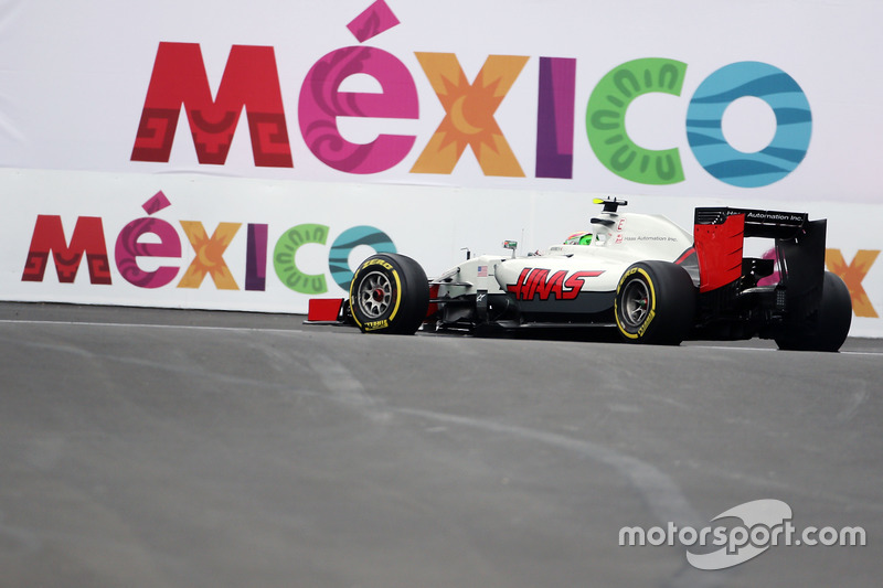17: Естебан Гутьєррес, Haas F1 Team VF-16