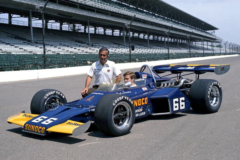 1972: Mark Donohue