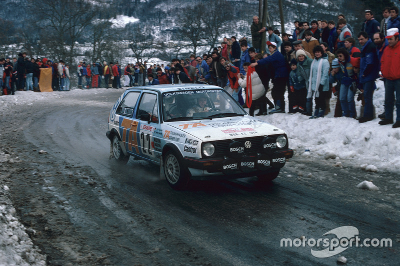 Kenneth Eriksson, Peter Diekmann, VW Golf