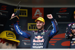 Podium: second place Shane van Gisbergen, Triple Eight Race Engineering Holden