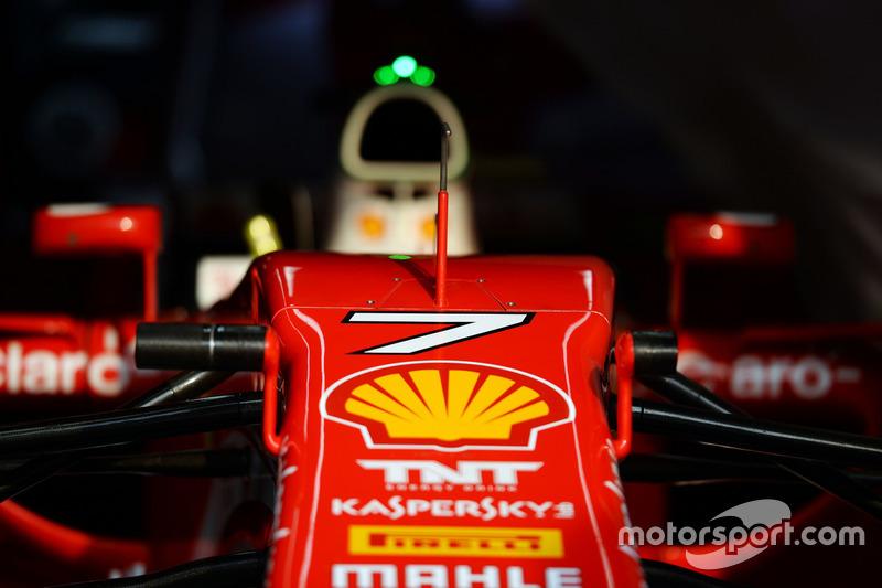 Ferrari SF16-H, Kimi Raikkonen,