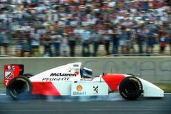 Мика Хаккинен, McLaren Peugeot