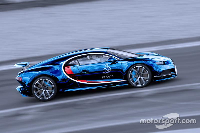 Франція: Bugatti Chiron
