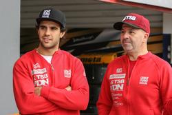 Jose Manuel Urcera, Las Toscas Racing Chevrolet dan father