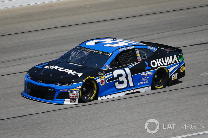 17. Ryan Newman, Richard Childress Racing, Chevrolet Camaro