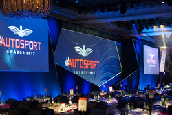 The Great Room prior to the Autosport Awards