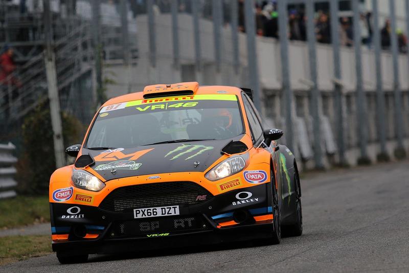 Luca Marini, Simone Scattolin, Ford Fiesta
