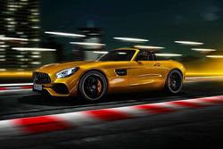 Mercedes-AMG GT S Roadster 2018