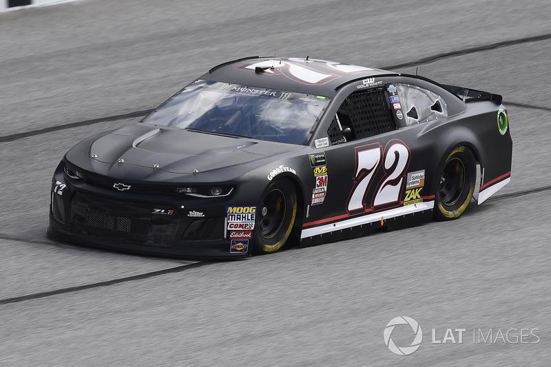 32. Cole Whitt, No. 72 TriStar Motorsports Chevrolet Camaro