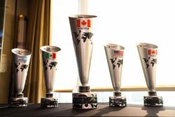 Techeetah trophies