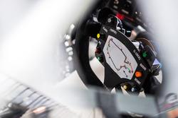 Steering wheel of Garth Tander, Garry Rogers Motorsport