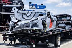 Unfallauto von William Byron, Hendrick Motorsports, Chevrolet Camaro