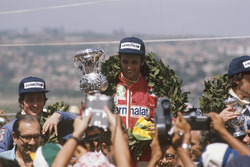 Podium: 1. Niki Lauda, Ferrari; 2. Patrick Depailler, Tyrrell; 3. Tom Pryce, Shadow