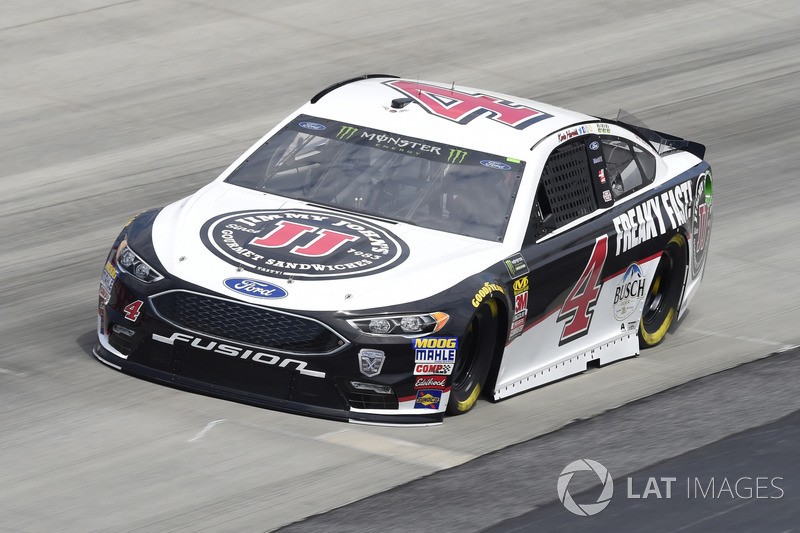 2. Kevin Harvick, Stewart-Haas Racing, Ford Fusion Jimmy John's