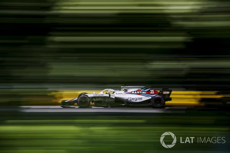 17. Sergey Sirotkin, Williams FW41