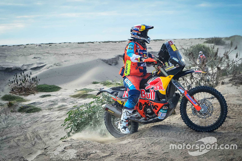 #2 Red Bull KTM Factory Racing: Matthias Walkner
