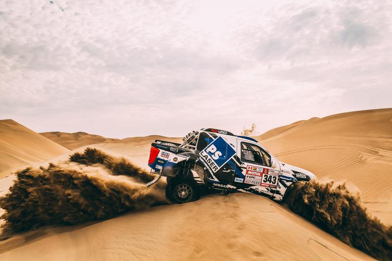 #343 Toyota: Jurgen Schroeder, Maximilian Schroeder