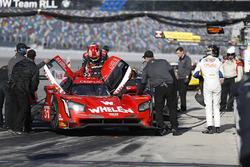#31 Action Express Racing Cadillac DPi, P, P: Eric Curran, Mike Conway, Stuart Middleton