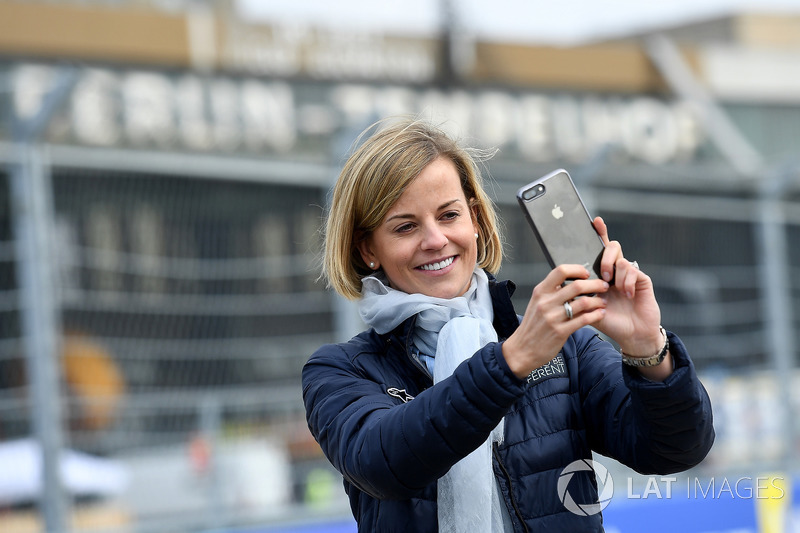Susie Wolff, oprichter Dare to be Different