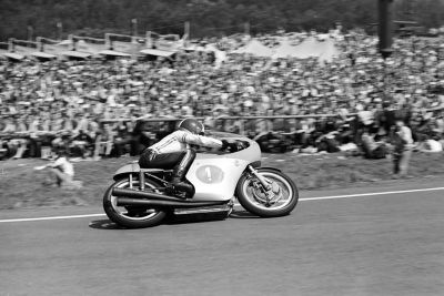 500cc: East German GP
