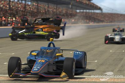 Indycar iRacing Challenge Round 6