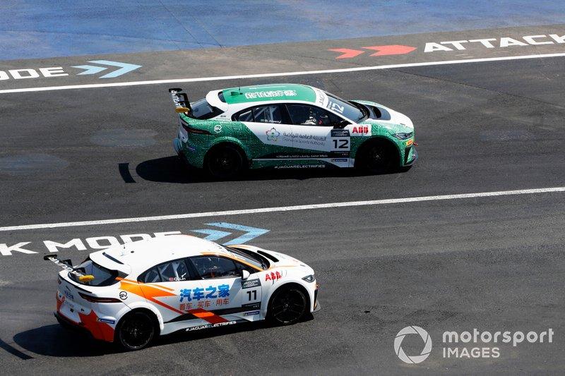Bandar Alesayi, Saudi Racing pasa a Lin Qi, Team China