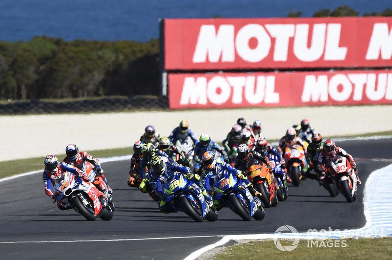 MotoGP Australia 2018