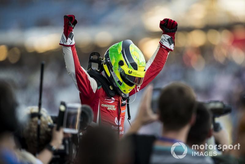 2018: Mick Schumacher se convierte en el campeón europeo de Fórmula 3
