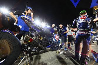 Bike von Alex Lowes, Pata Yamaha