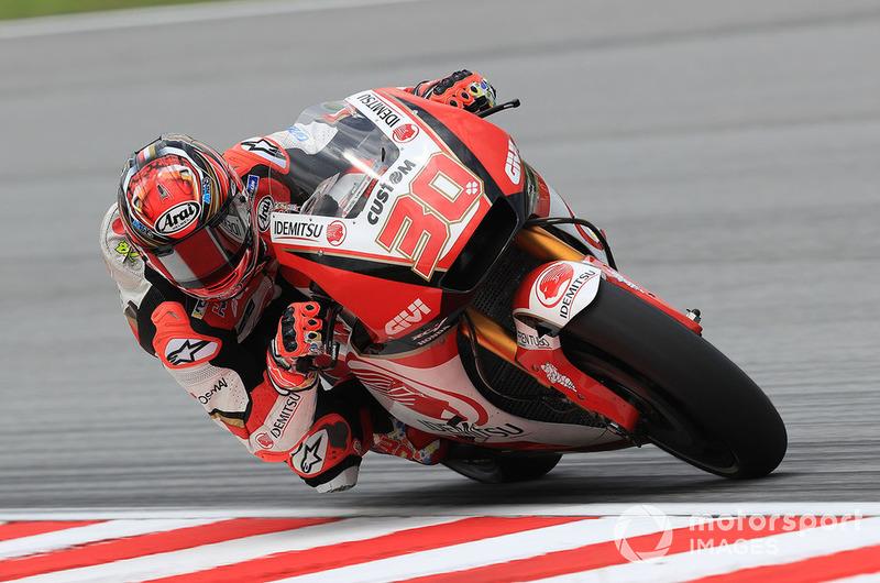 30 - Takaaki Nakagami, Team LCR Honda
