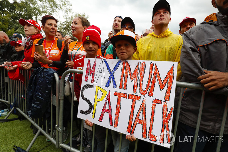 Fans de Max Verstappen, Red Bull Racing