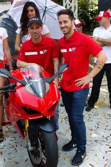 Marco Melandri e Andrea Dovizioso
