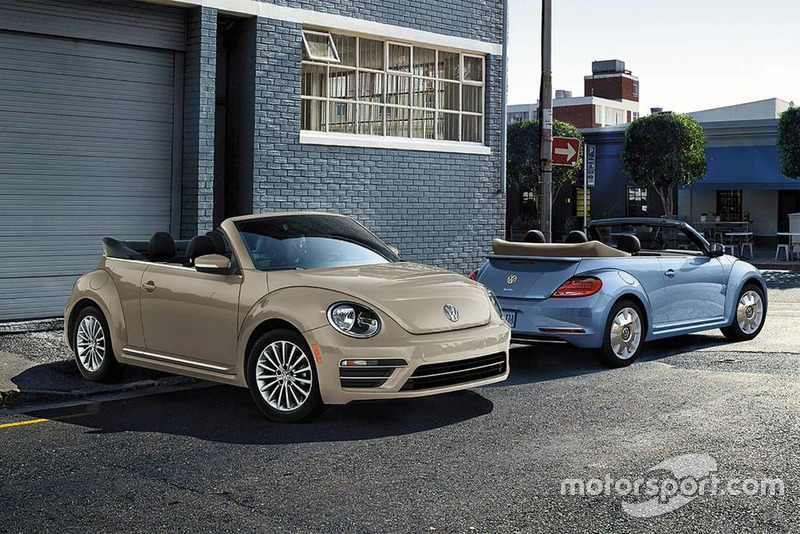 Volkswagen Beetle Final Edition 2019 року