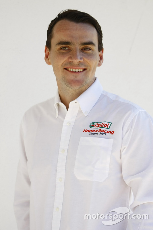 Norbert Michelisz, Honda Racing Team JAS