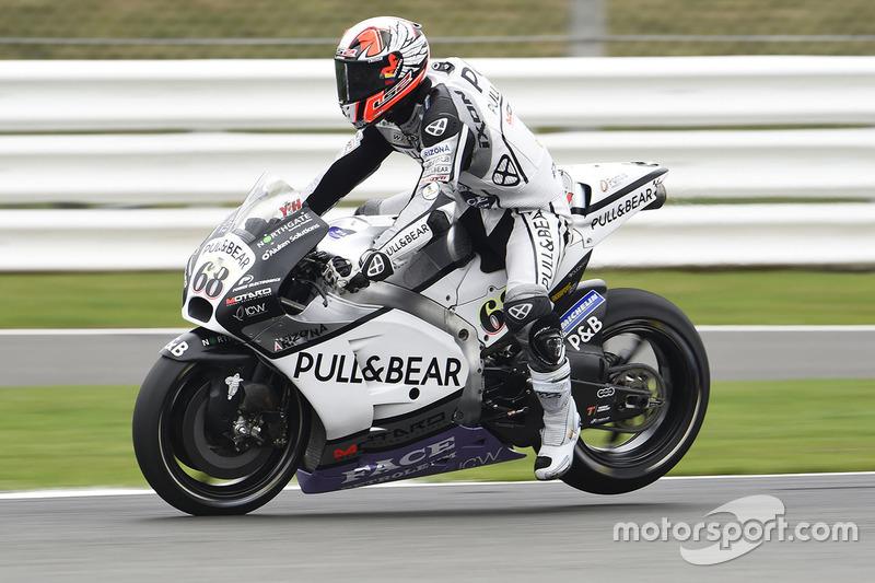 Yonny Hernandez, Aspar MotoGP Team
